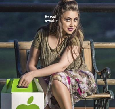 دانلود آهنگ آذربایجانی جدید Damla به نام Popuri